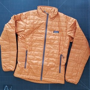 PATAGONIA NANO PUFF® JACKET - HAMMONDS GOLD